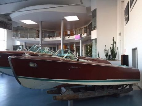 1960 Riva Florida 484