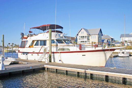 1975 Hatteras Motor Yacht