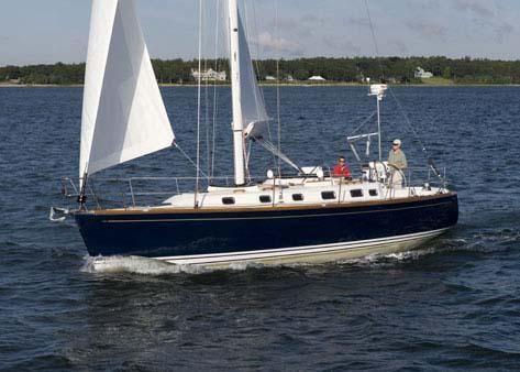 2007 Tartan 3700 CCR