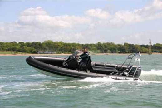 2010 Cobra Ribs Sportfisher 7.55m