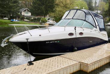 Sea Ray 260 Sundancer For Sale Yachtworld Uk