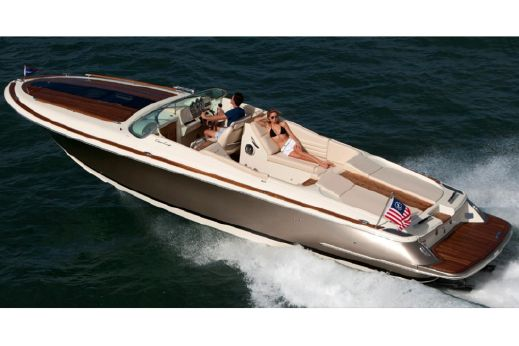 2013 Chris-Craft Corsair 32