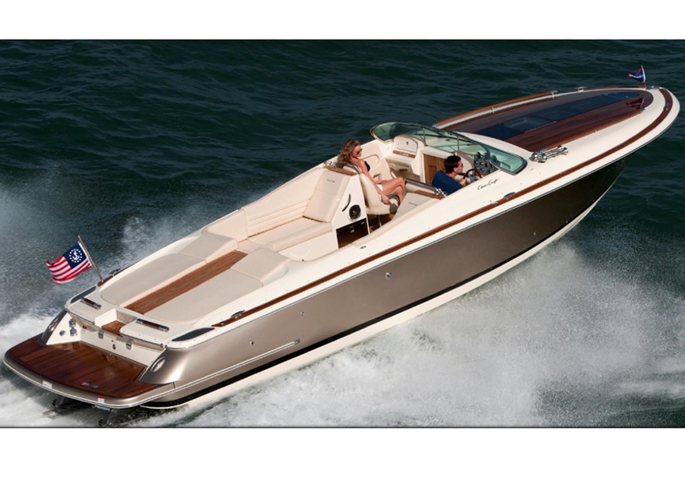 2018 chris craft corsair 32 heritage edition power boat On chris craft corsair 32 for sale