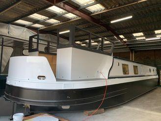2020 Custom 60 x 12 Wide Beam IN BUILD