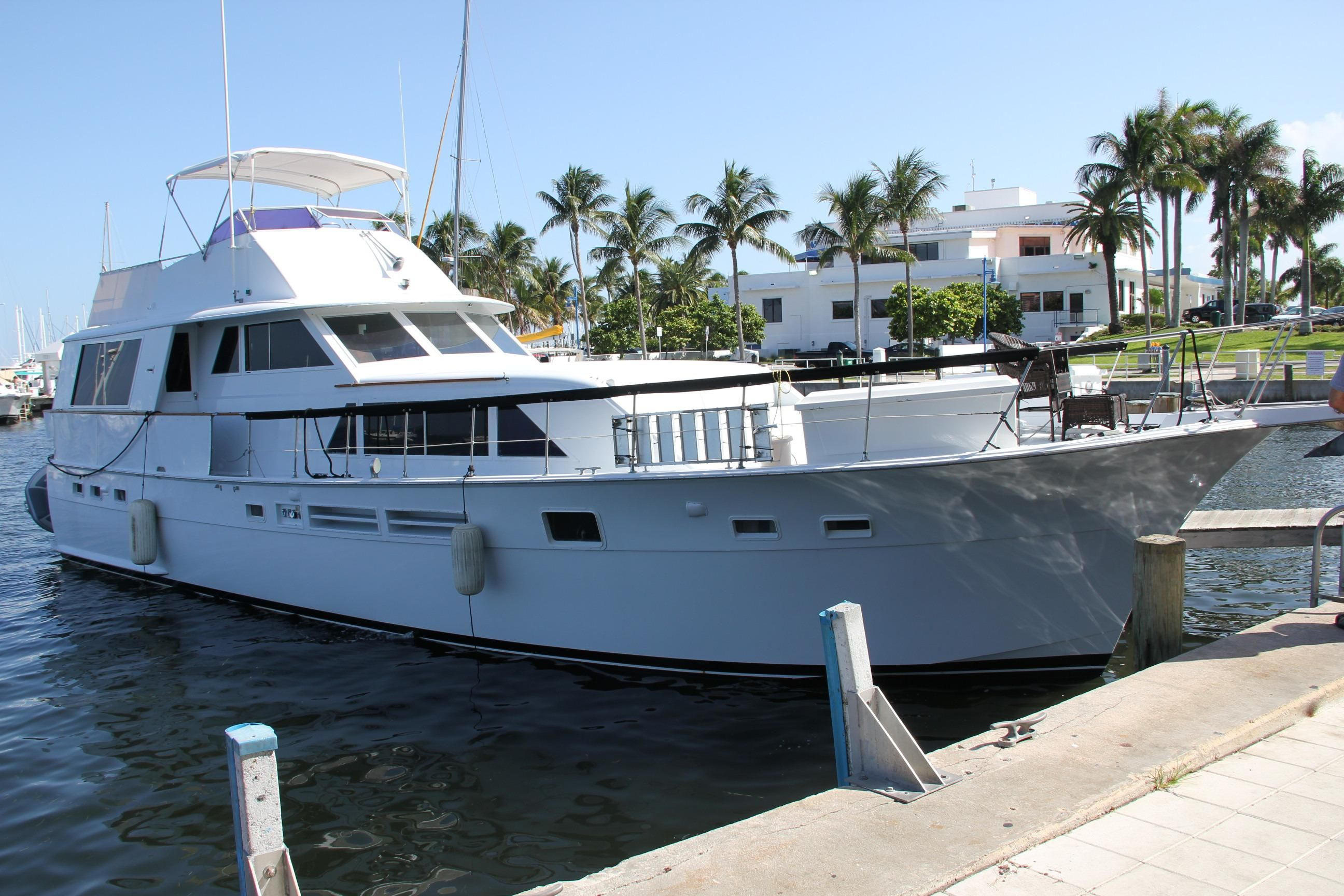 1975 hatteras 58 motor yacht power new and used boats for sale