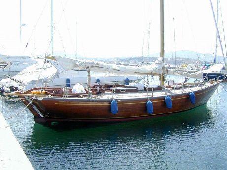 1991 Cantiere Alto Adriatico Sciarrelli 40 cutter