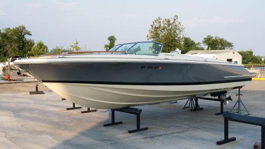2011 Chris-Craft Corsair 25