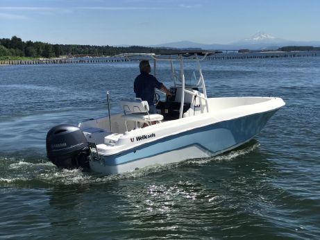 2018 Wellcraft 182 Fisherman Fish and Ski