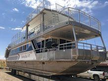 2003 Custom Houseboat