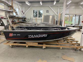 2020 Tangiri ORTIS 400 SILVER EDITION