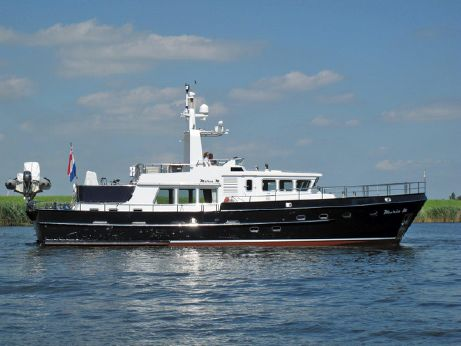 2008 Blue Water Trawler 58'