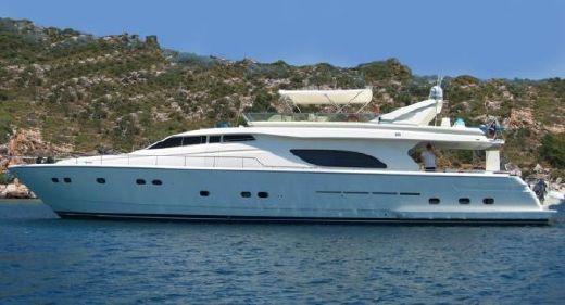 2001 Ferretti Yachts 80
