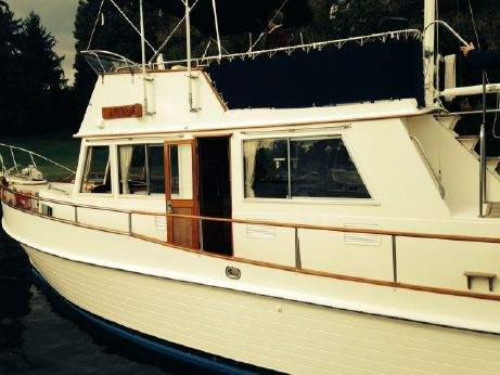 1988 Grand Banks 42 Classic