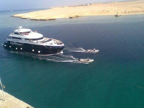 2010 Oceandro Safari Yacht