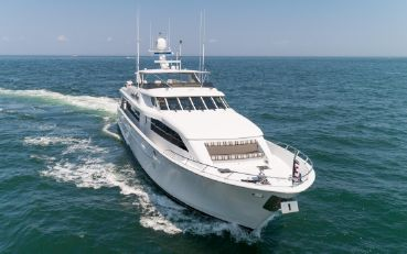 thumbnail photo 1: 2001 Hatteras 100 Motor Yacht