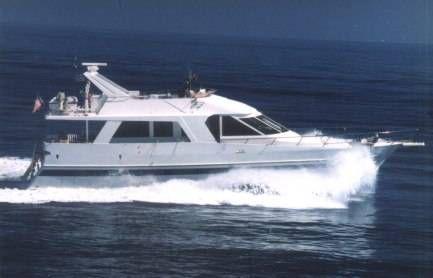 1993 Symbol Motor yacht