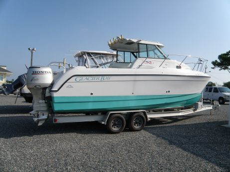 1999 Glacier Bay 2680 Coastal Runner