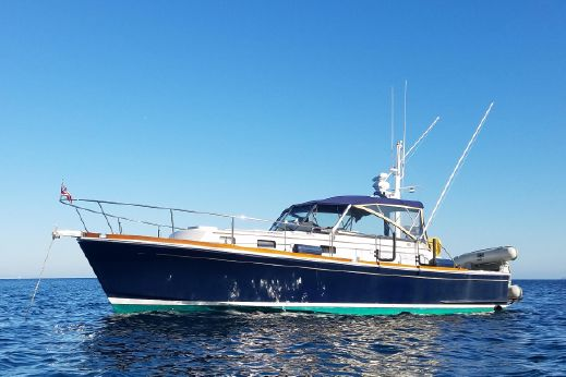 1997 Grand Banks Eastbay 38 EX
