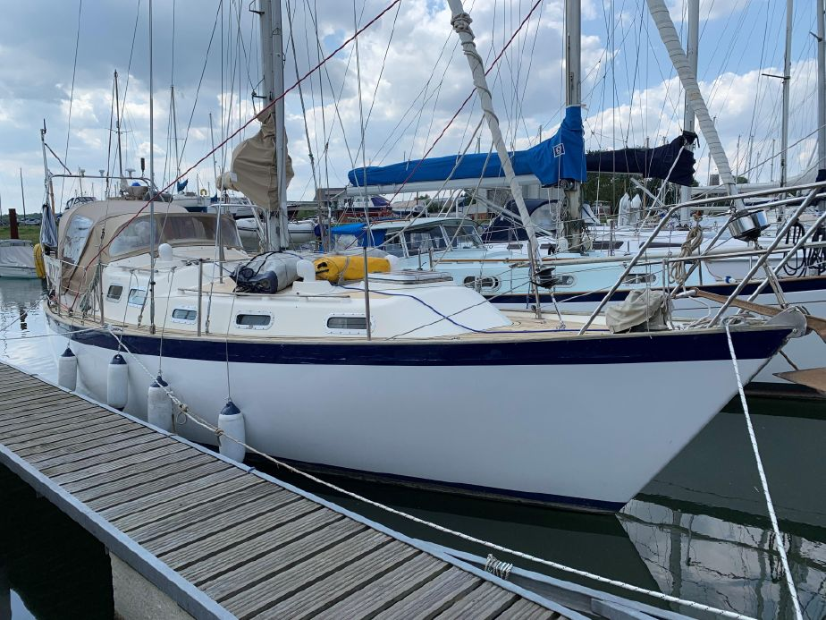 1983 Vancouver 32 Sail Boat For Sale - www.yachtworld.com on