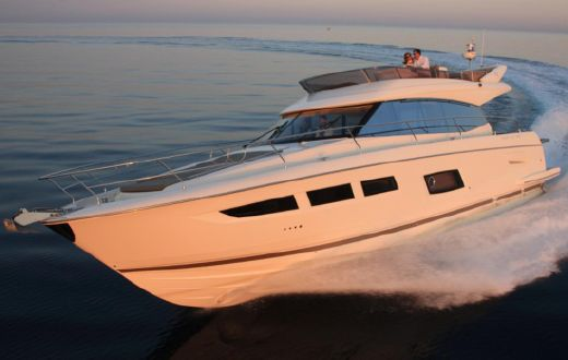 2013 Prestige Yachts 550 Fly