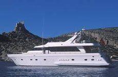 1991 Falcon Motor Yacht