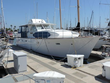 1973 Chris Craft Motor Yacht