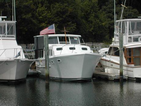 1968 Avenger Motoryacht
