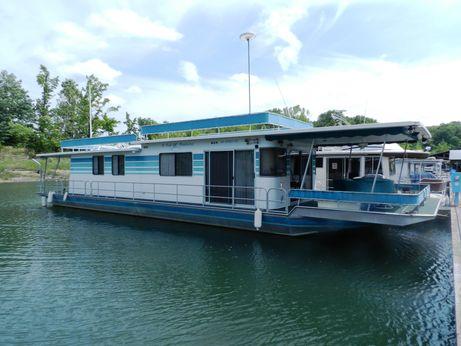 1989 Sumerset 16' x 65' Houseboat