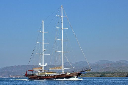 2012 S. Yacht Gulet