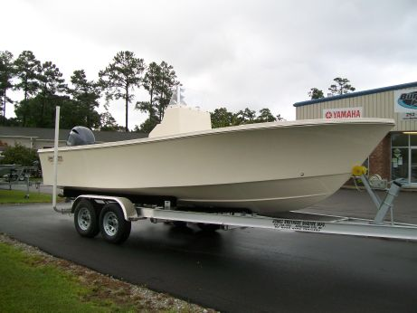 2017 Jones Brothers 23' Cape Fisherman