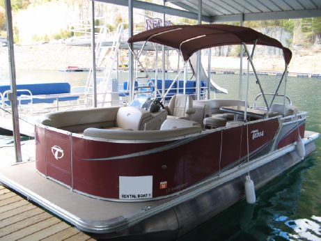 2015 Tahoe Pontoon LT Entertainer - 24'