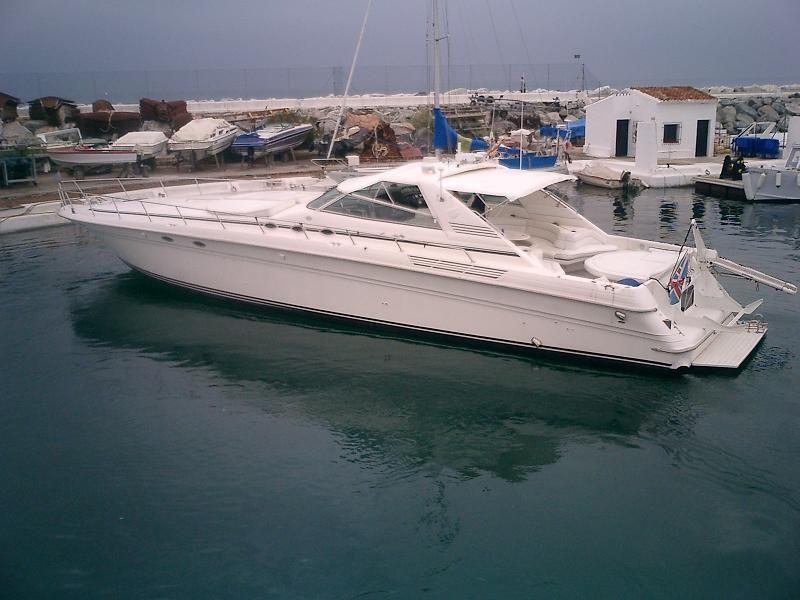 1991 Sea Ray 630 Super Sun Sport Power Boat For Sale