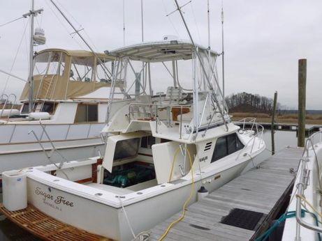 1988 Blackfin 29 Flybridge