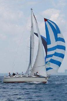 1989 Mirage Yachts 39 Sloop