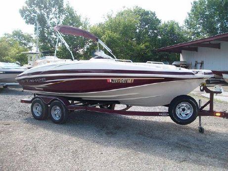 2012 Tracker Tahoe 192