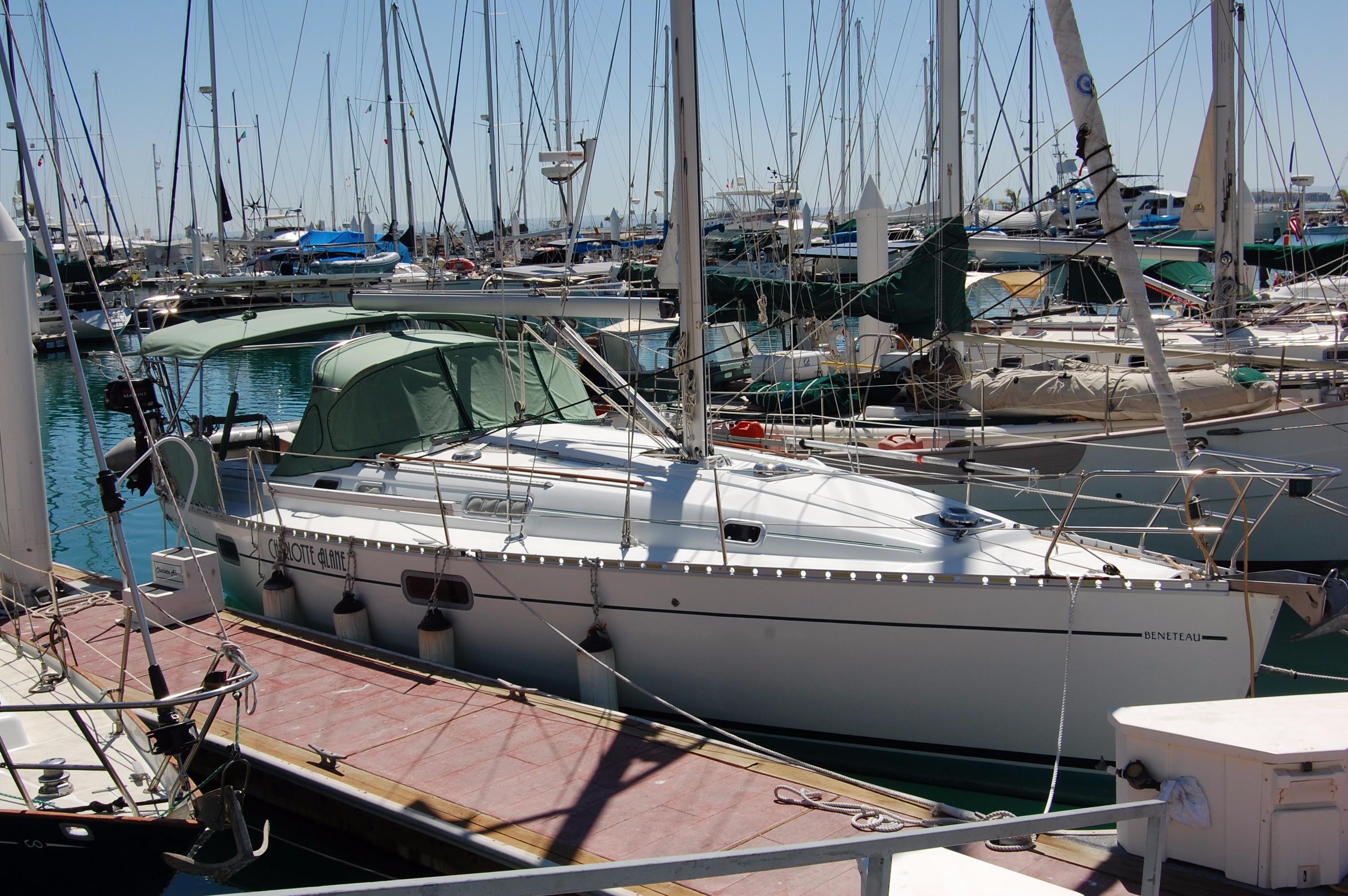 35' Beneteau Oceanis 351+Boat for sale!