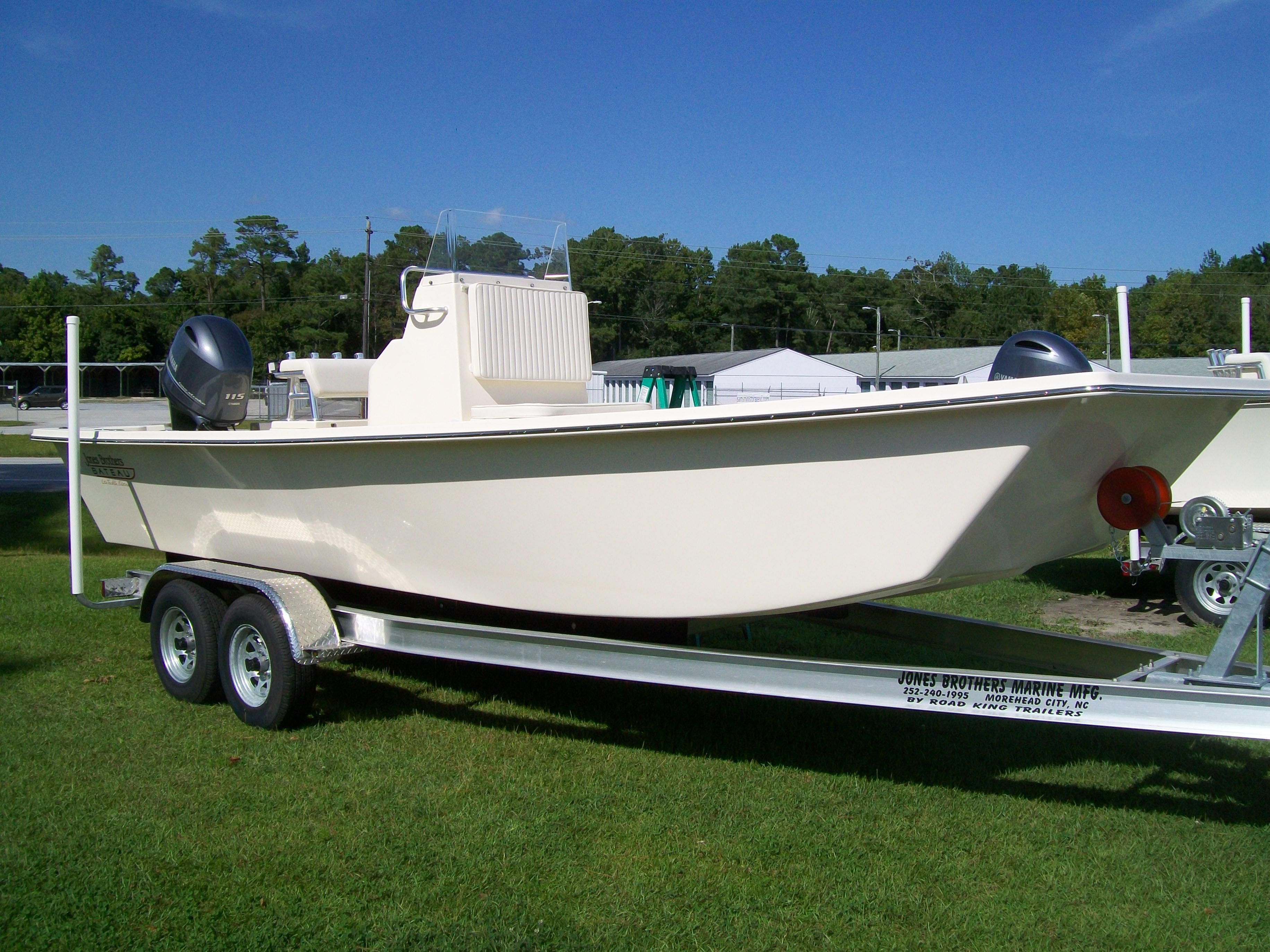 Tidewater Boats For Sale >> 2018 Jones Brothers 23' Bateau Power Boat For Sale - www.yachtworld.com