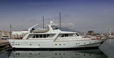 1972 Crn Cantieri Navali Ancona 98