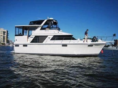 1986 Carver 4207 Aft Cabin Motor Yacht