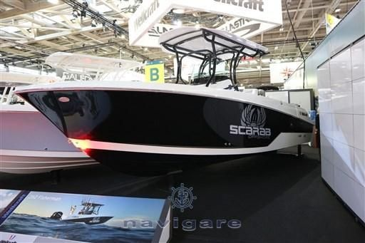 2017 Wellcraft Marine SCARAB 262