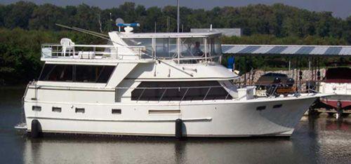 1988 Defever POC Motor Yacht