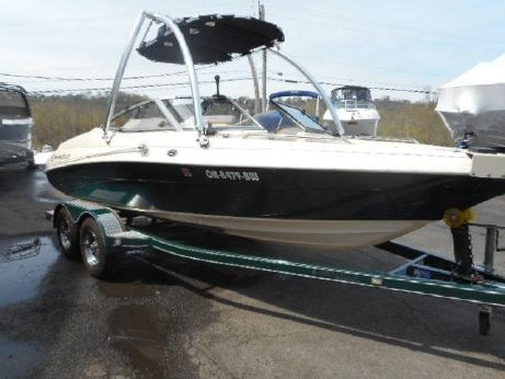 1997 Caravelle 1900 FISH AND SKI