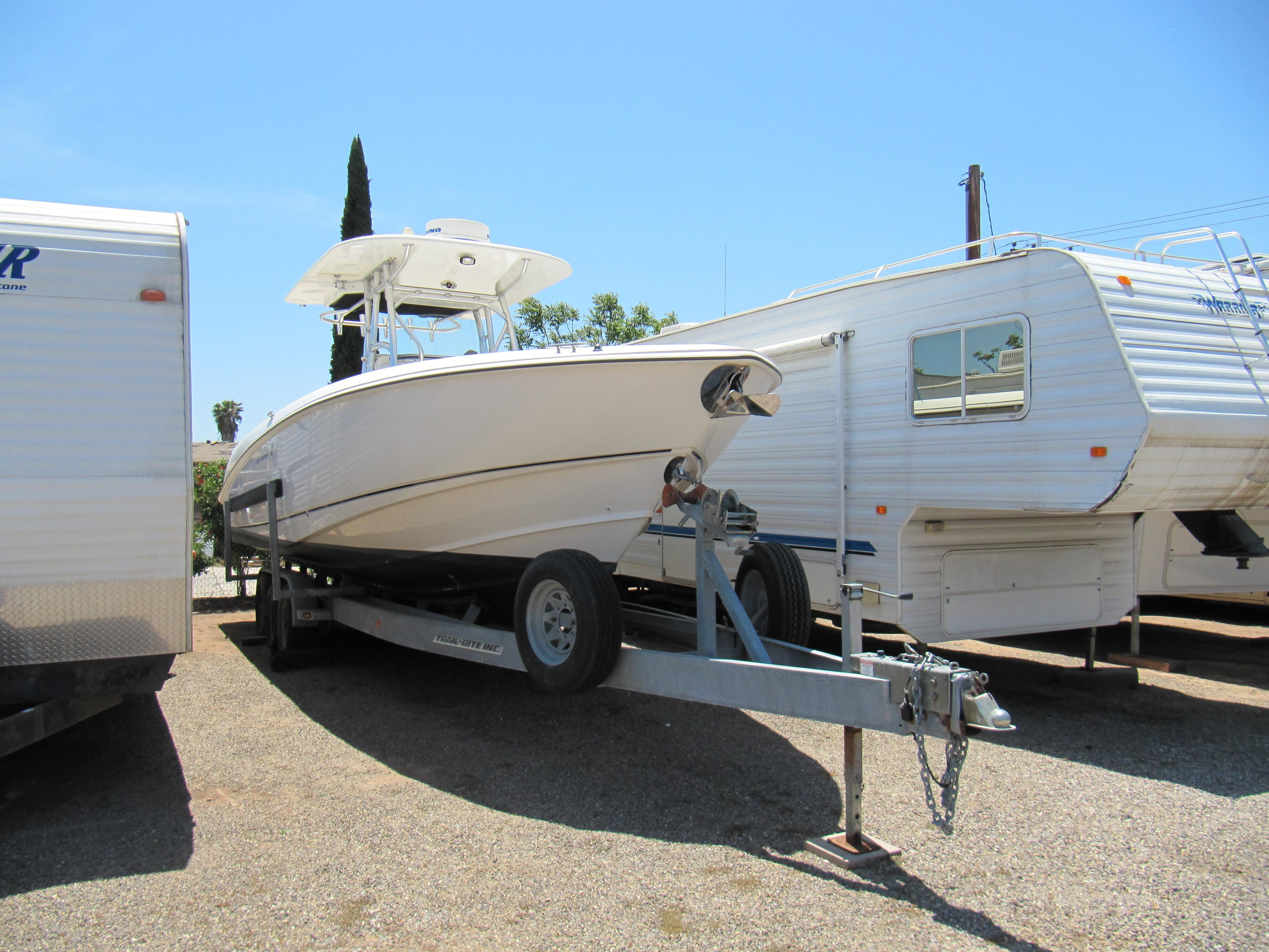 32 ft 2005 boston whaler 1 320 outrage and trailer