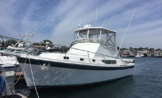 2002 Nauset Bridge Deck downeast cruiser