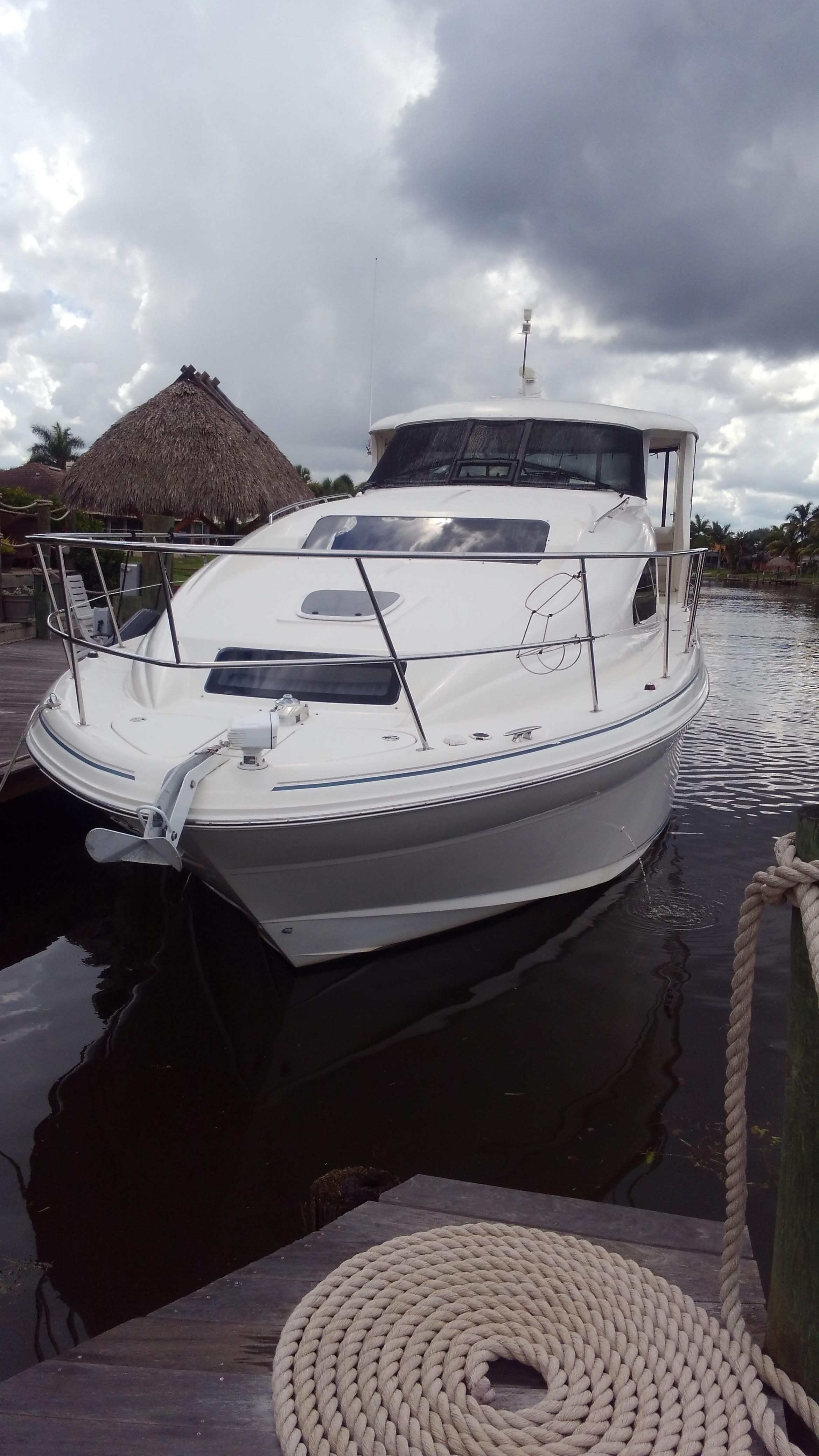2004 sea ray 390 motor yacht power boat for sale www for Sea ray boat motors