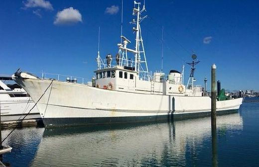 1985 30m Ex Research Vessel