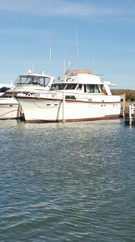 1973 Hatteras Motoryacht