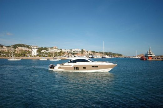 2013 Fairline Targa 62