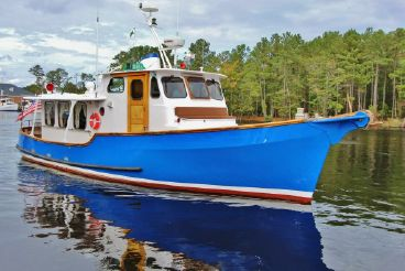 1985 Custom Trawler