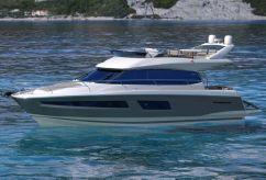 2015 Prestige 450 Flybridge